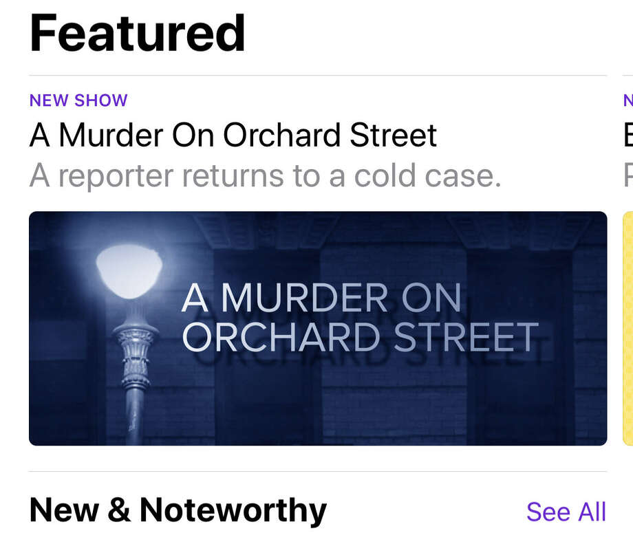 Most apps have an area that shows you popular podcasts to pick from. Photo: Chronicle Screenshot / Apple