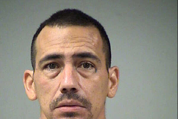 Lance Tello, 44, is accused of burglarizing a West Side San Antonio home.