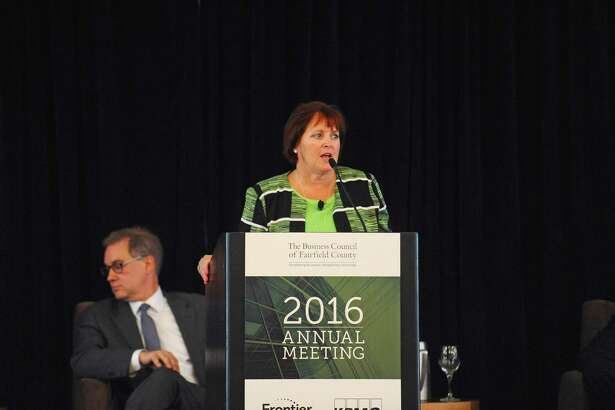 Synchrony Financial CEO Margaret Keane