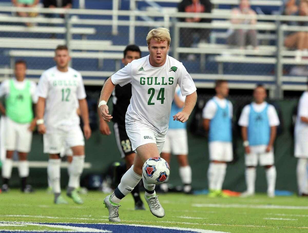 Chris Montani, Soccer, Fairfield Prep