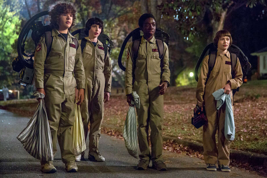 """Stranger Things"" in back on Netlflix. Take a look at images from season two >> Photo: Netflix"