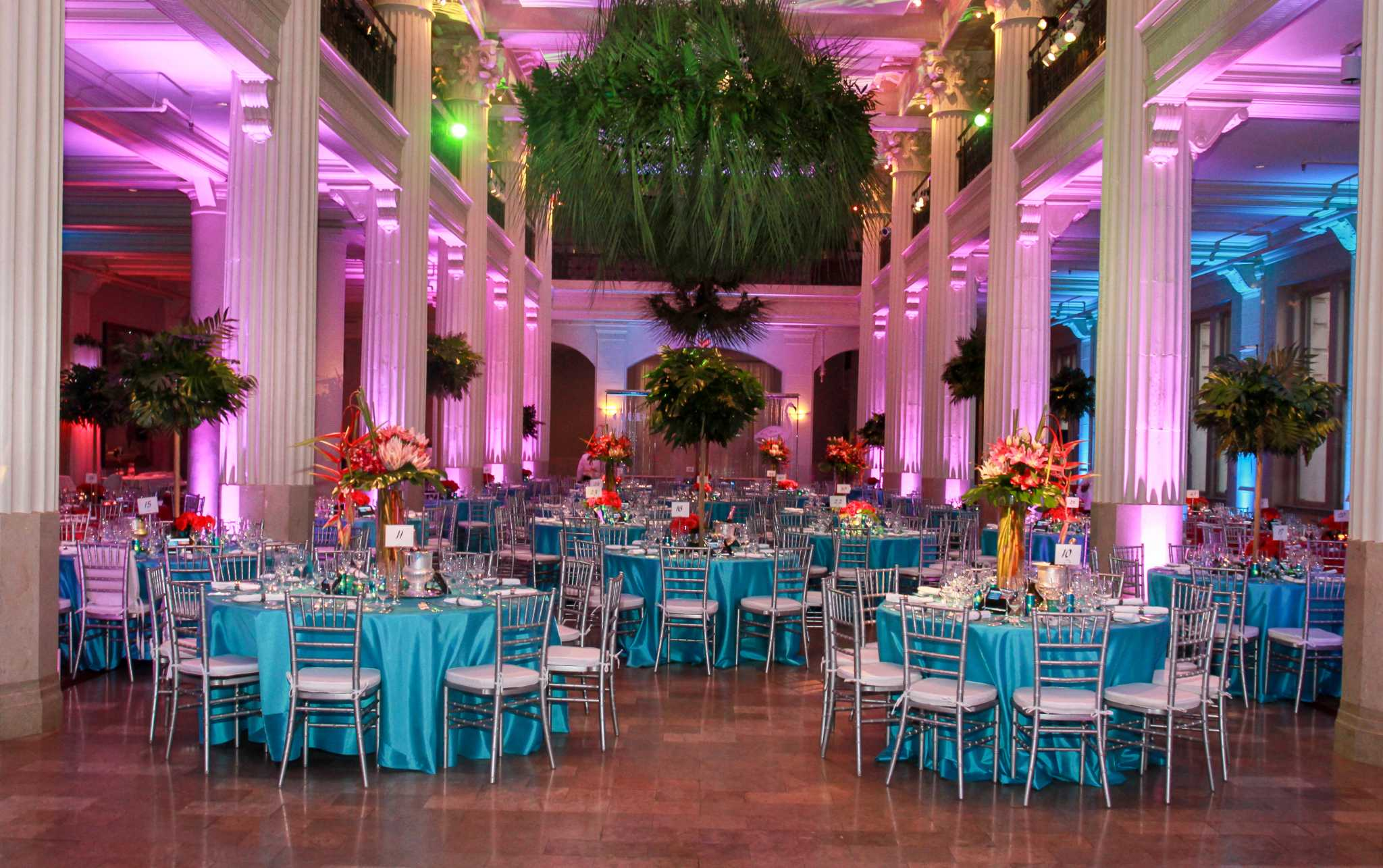 Club Miami Vice Pops Up Downtown For Children S Museum