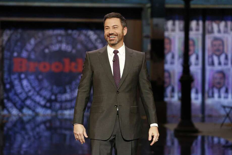 Jimmy Kimmel's comments on current events have helped render late night TV into an anti-Trump wasteland. Photo: ABC / © 2017 American Broadcasting Companies, Inc. All rights reserved.