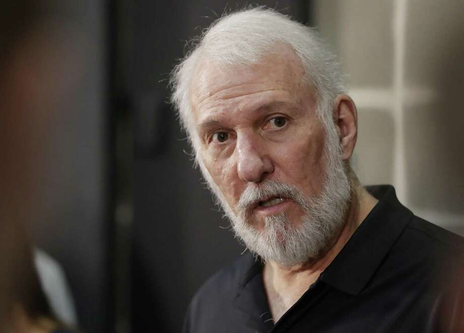 The NBA's move to a saner schedule this season is a testament to Spurs coach Gregg Popovich. Photo: Eric Gay /Associated Press / Copyright 2017 The Associated Press. All rights reserved.