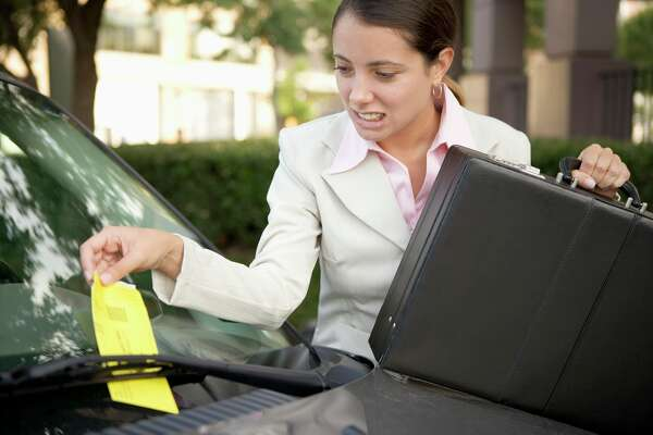 Finding one of these under your wiper blade is especially painful in San Francisco, which has the highest parking fines in the country. Click to see which blocks in the city collect the most parking tickets.