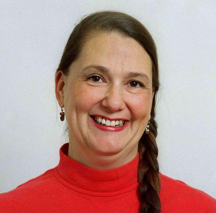 Polly Castor - Forum on Faith. Photo: Michael Duffy / ST
