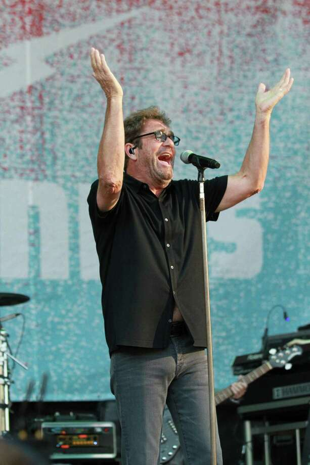 Huey Lewis at a 2016 concert in Atlanta. Photo: Robb D. Cohen / Invision / AP / Invision