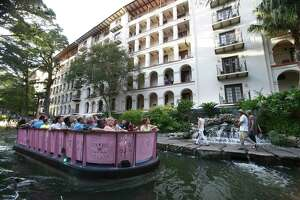 Today, San Antonio is known for the the bright barges that offer a leisurely River Walk tour.
