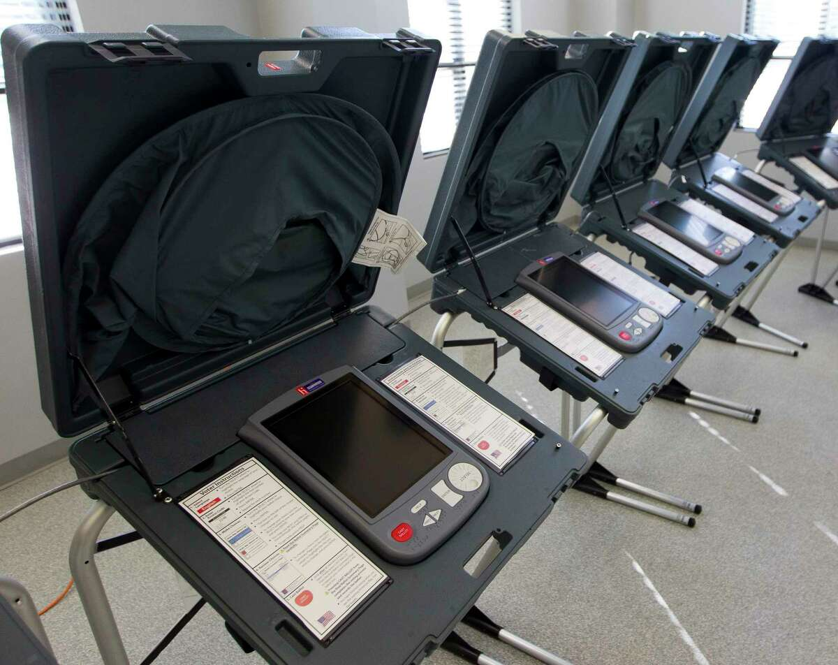 Voters are being asked to consider seven amendments to the state constitution.