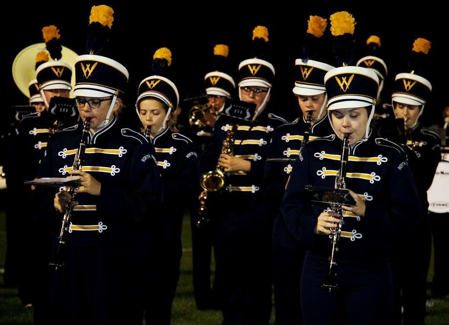 North Huron band performance 2017 Photo: Chip Burch/Huron Daily Tribune