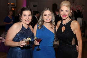 Were you Seen at the Pink Ball to benefit the To  Life! breast cancer support organization at the Hall of Springs in Saratoga  Springs on Friday, October 20, 2017?