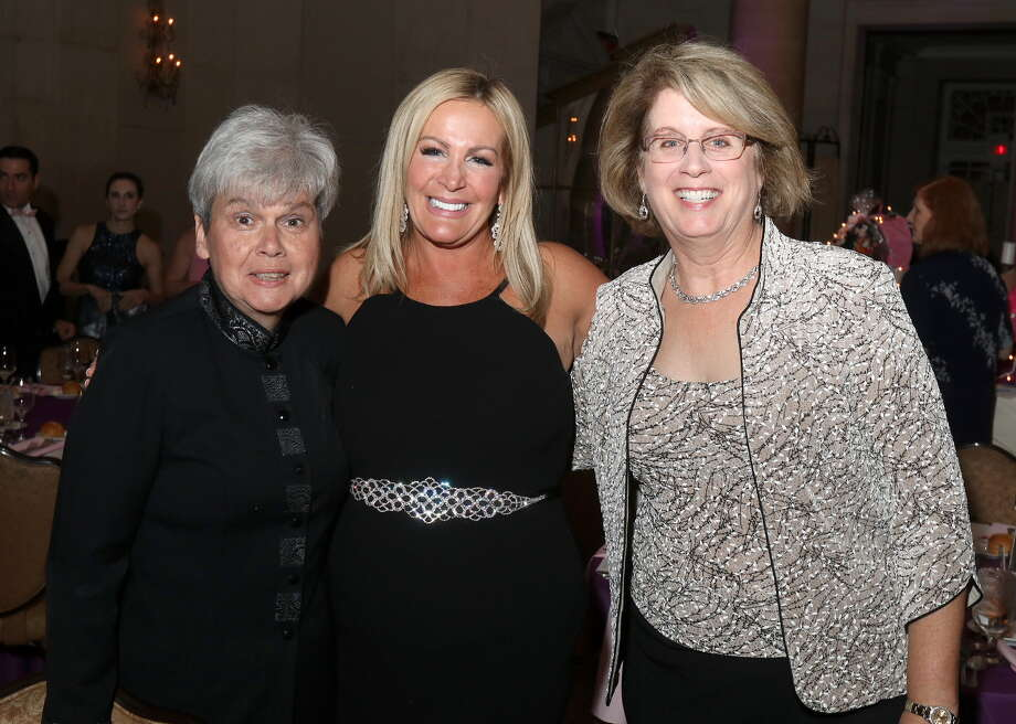 Were you Seen at the Pink Ball to benefit the To  Life! breast cancer support organization at the Hall of Springs in Saratoga  Springs on Friday, October 20, 2017? Photo: Joe Putrock/Special To The Times Union