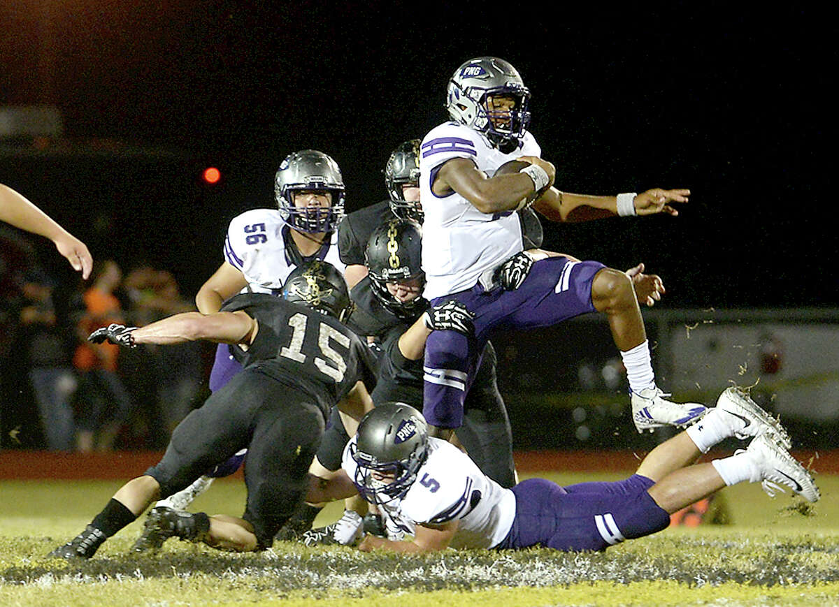 Port Neches-Groves Rank: 2 Record: 7-0 Last Week: 2 (beat Central 62-27) Classification: 5A Next: plays Ozen
