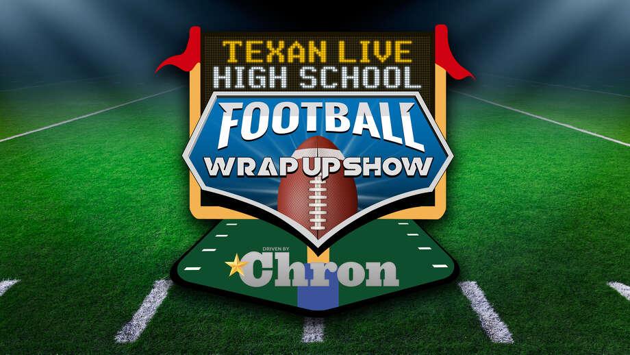 Texan Live High School Football Wrapup Show. Photo: Texan Live