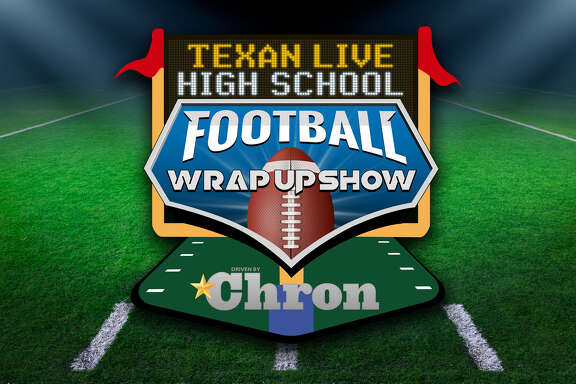 Texan Live High School Football Wrapup Show.