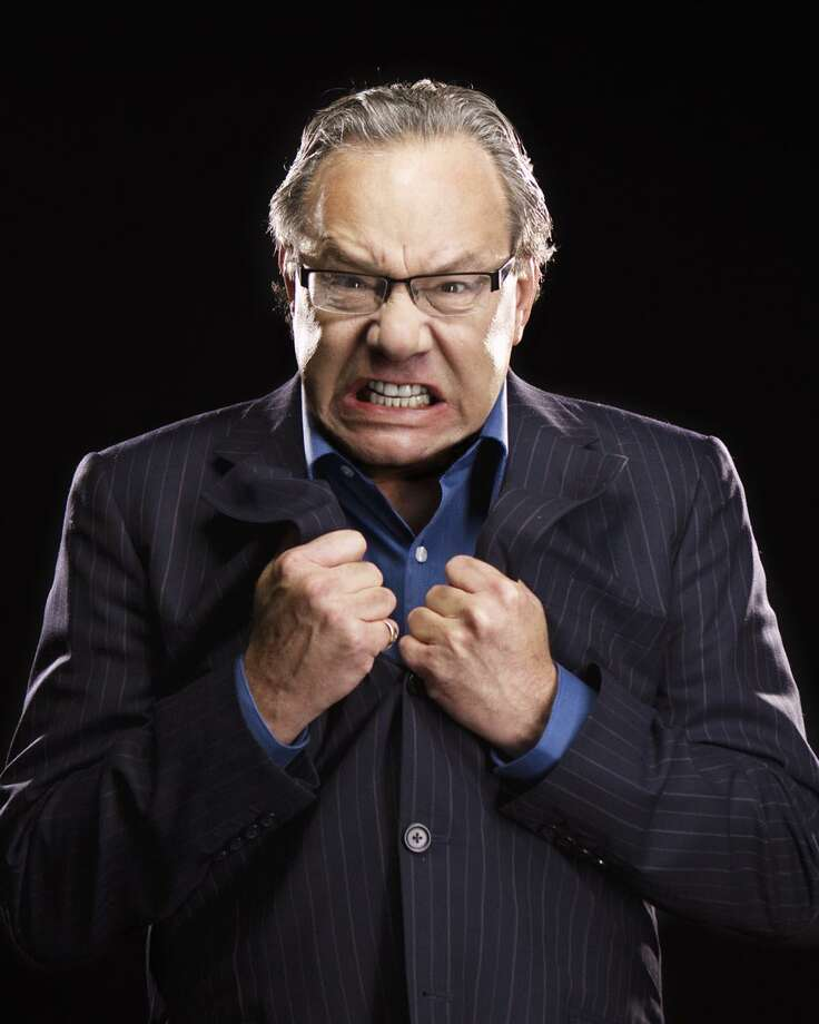 Lewis Black brings his comedy to the Stamford Palace on Thursday, Oct. 26. Photo: Clay McBride / Contributed Photo