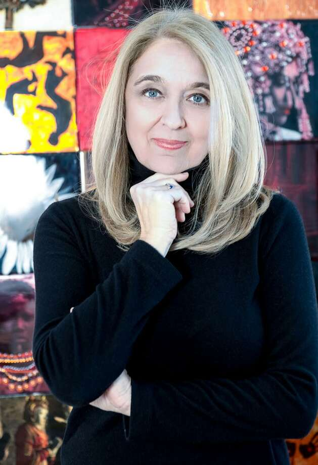 """Ann Hood has written a new memoir called """"Morningstar: Growing Up with Books."""" Photo: Catherine Sebastian / Contributed Photo"""