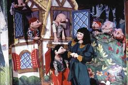 """Virginia Rep brings """"Snow White and The Seven Dwarfs"""" to the Ridgefield Playhouse stage on Saturday, Oct. 28, for two performances. The children's performance is a musical adaptation of the classic Grimm's fairy tale with actors and puppets."""