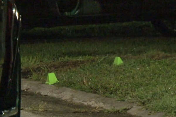 A man was shot and killed overnight near Elm Tree and Selinsky.