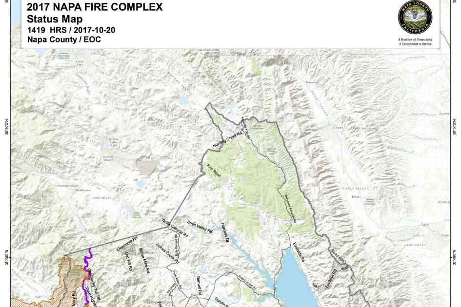 The County of Napa has developed a map that shows the status of structures countywide that were impacted by the wildfires in the county since Oct. 8. The interactive online mapping tool includes a search feature that details whether a building has been red or yellow-tagged because of the fires.