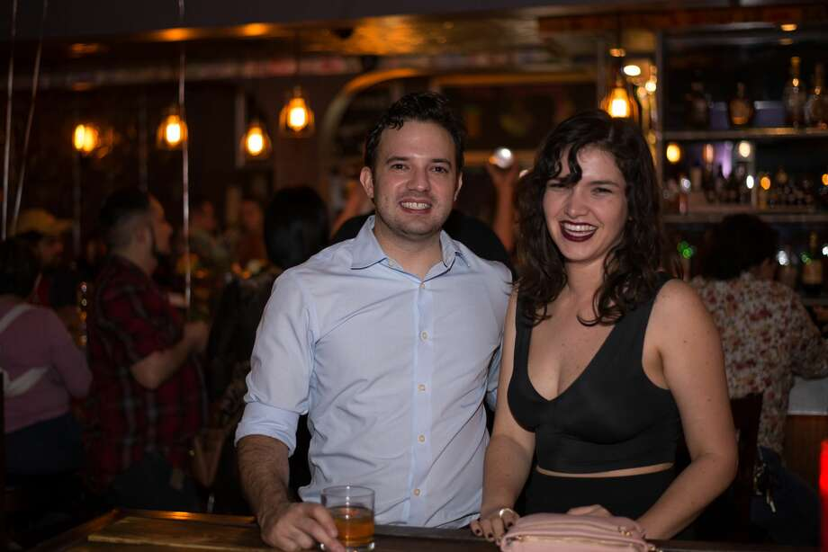 Downtown bar The Brooklynite celebrated 5 years Friday night, Oct. 20, 2017, with a swank bash. Photo: Kody Melton For MySA