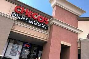 Checo's Mexican & American Grill on De Zavala Road.