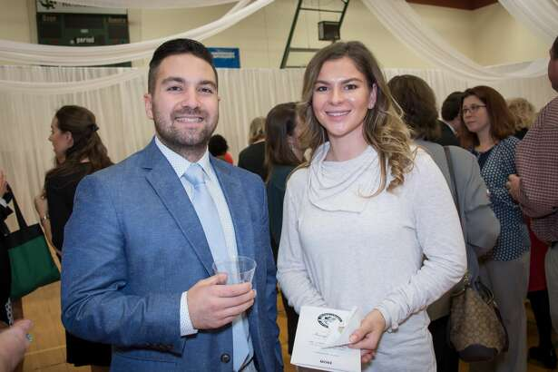 Were  you Seen at the inauguration of The Sage Colleges President Christopher  Ames at Schact Fine Arts Center on the Russell Sage College campus in  Troy on Oct. 20,  2017?