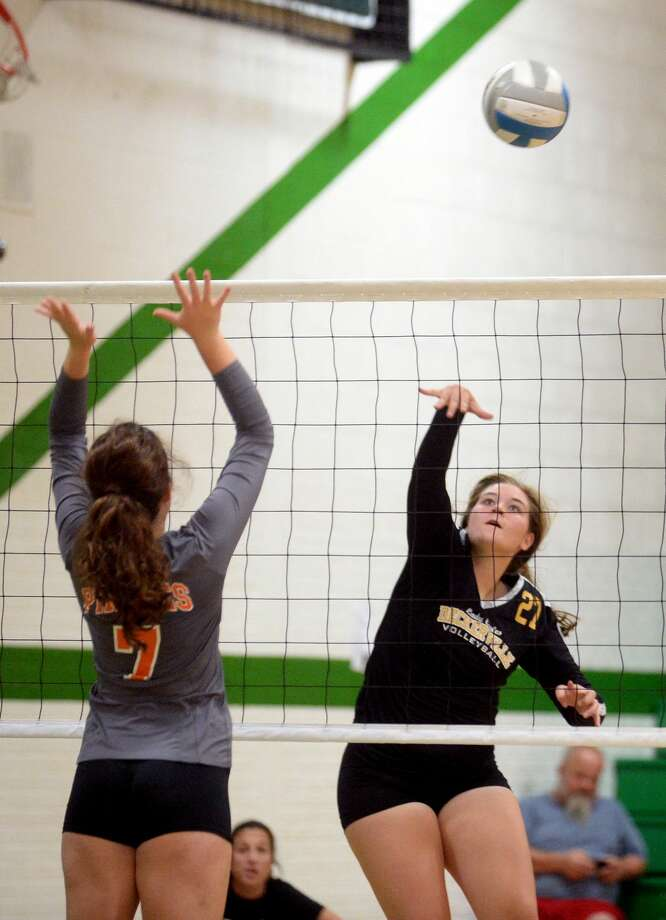 Laker Volleyball Invitational 2017 Photo: Chip Burch/Huron Daily Tribune