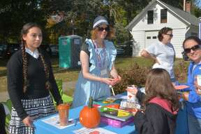 The Great Pumpkin Festival was held at Boothe Memorial Park in Stratford on October 21, 2017. Festivbal goers enjoyed a children's costume parade, music, games, crafts, face painting, refreshments, a pie baking contest, a scarecrow contest, horse-drawn hayrides and more. Were you SEEN?