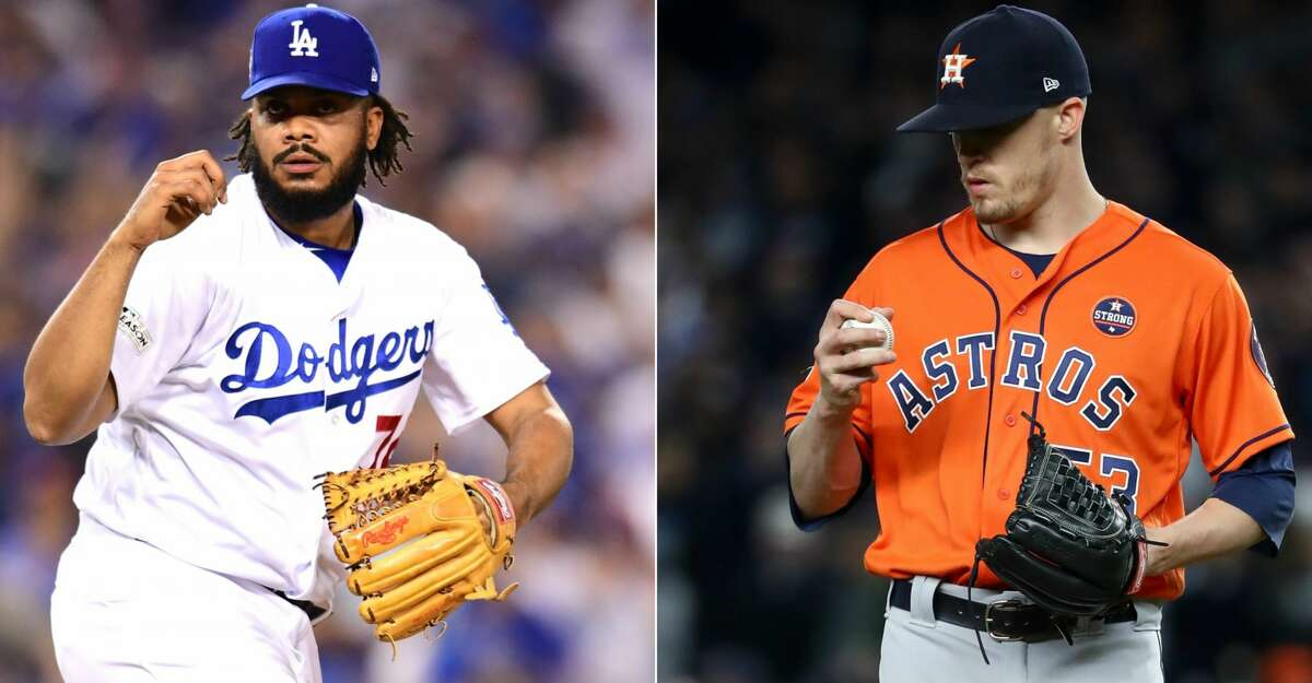 RELIEF PITCHING In 28 2⁄3 postseason innings, the L.A. bullpen has dominated to the tune of a 0.94 ERA (0.00 in the NLCS vs. the Cubs) and absurd 0.49 WHIP (0.29 in the LCS) with a 32:2 strikeout-to-walk ratio. The Astros' bullpen has a 5.03 postseason ERA, even after Lance McCullers Jr. threw four scoreless innings in the ALCS clincher. L.A.'s Kenley Jansen, simply the best closer on Earth (and probably all of the galaxy), converted 41 of 42 regular-season save chances (and is 3-for-3 in the postseason) while posting a 1.32 ERA and 0.75 WHIP. Astros closer Ken Giles was money in the second half but has been scored on in four of five playoff outings. Edge: Dodgers