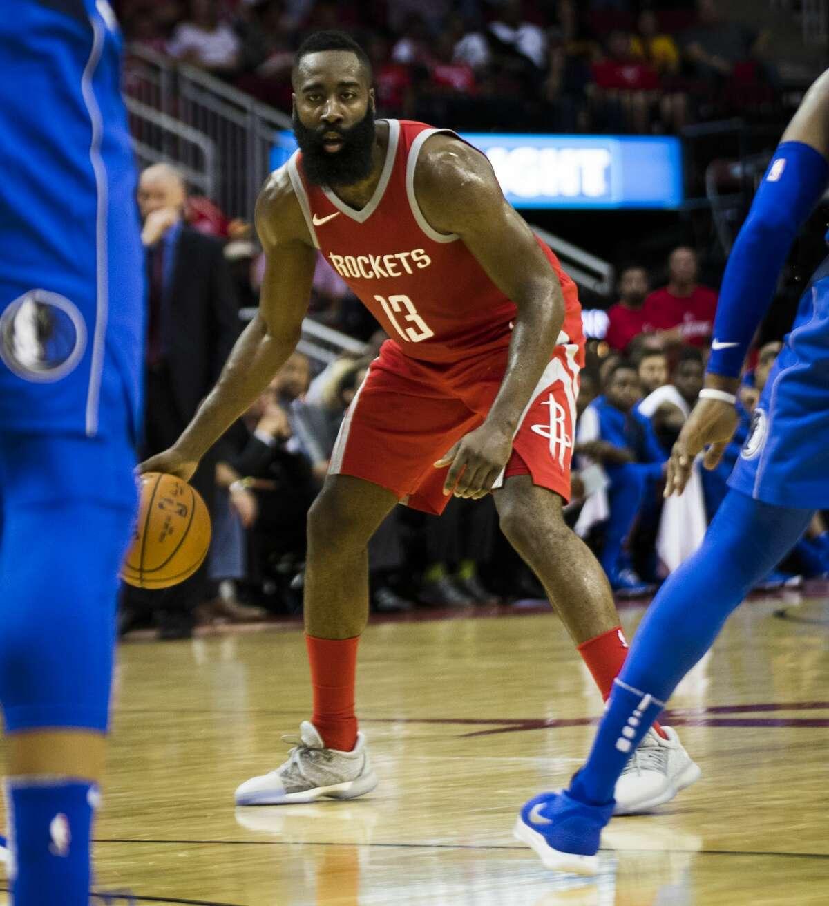 Oct. 21: Rockets 107, Mavericks 91 Point leaders Rockets: James Harden (29) Mavericks: J.J. Barea & Yogi Ferrell (19) Record: 3-0