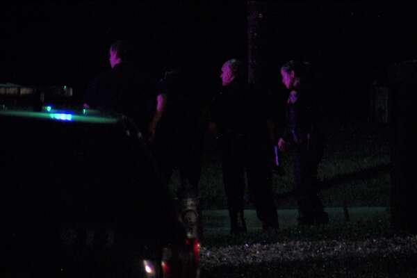 A man was shot after an hours-long standoff with police in Terrell Hills last Saturday night, Oct. 21, 2017. The subject was taken to Brooke Army Medical Center in serious but stable condition.