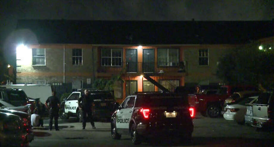 A man was shot repeatedly and found in the Summercrest Apartments parking lot. Photo: Metro Video