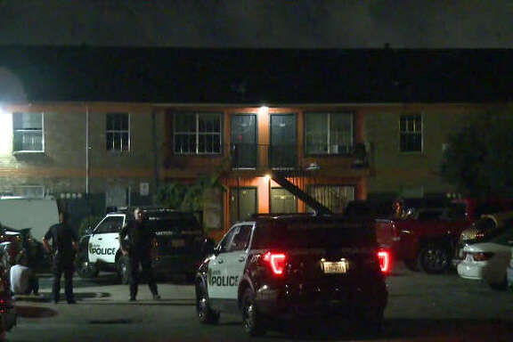 A man was shot repeatedly and found in the Summercrest Apartments parking lot.