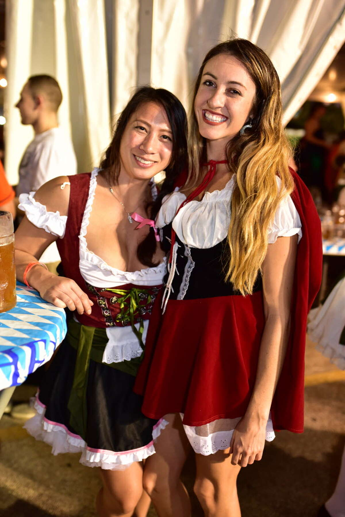 PHOTOS: Scenes from 2017 Oktoberfest King's BierHaus in Houston will hold its annual Oktoberfest celebration Oct. 19-21 with games, music, prizes and, yes, a lot of beer.