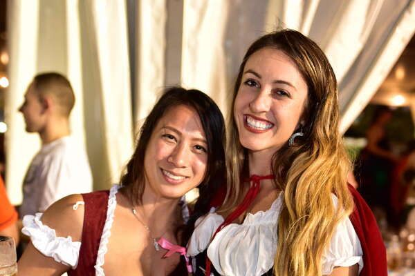 Oktoberfest at Kin's BierHaus in Houston on Saturday, October 21, 2017