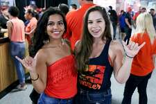 UTSA fans packed the Alamodome parking lot for a huge tailgate party before the Roadrunners beat Rice 20-7 Saturday, Oct. 21, 2017.