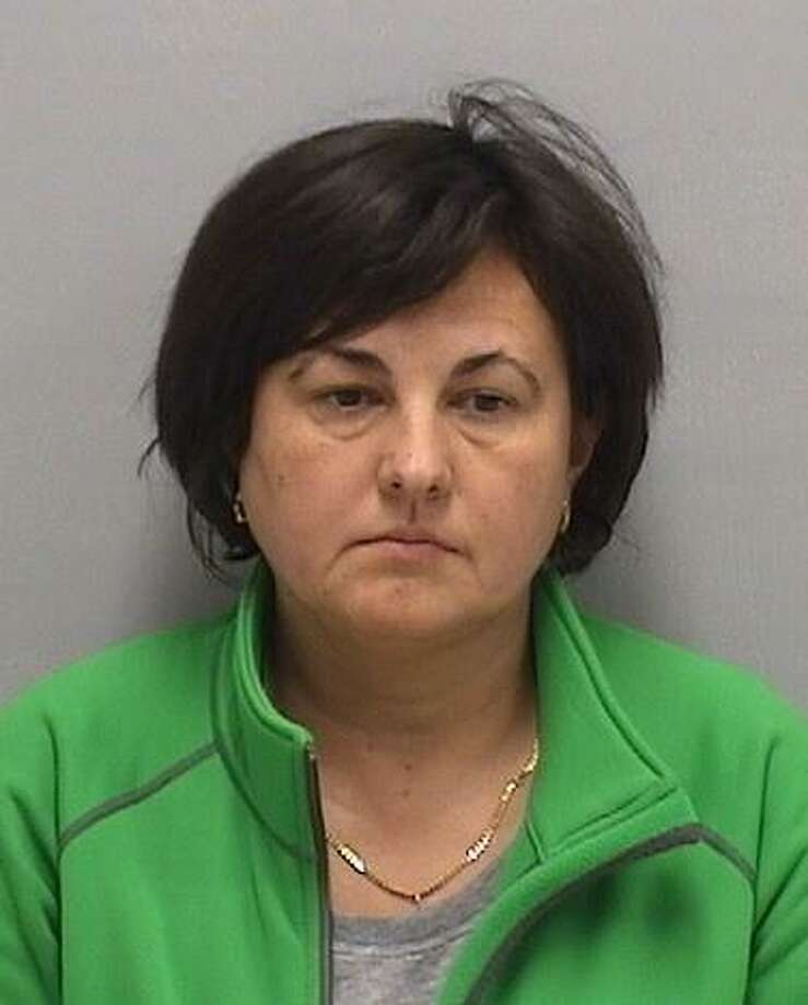 Orange police have arrested  Svitlana Stasyuk, 45 of Seymour, for allegedly shoplifting at Kohl's department store in town. Photo courtesy of the Orange Police Department. Photo: Contributed / Contributed