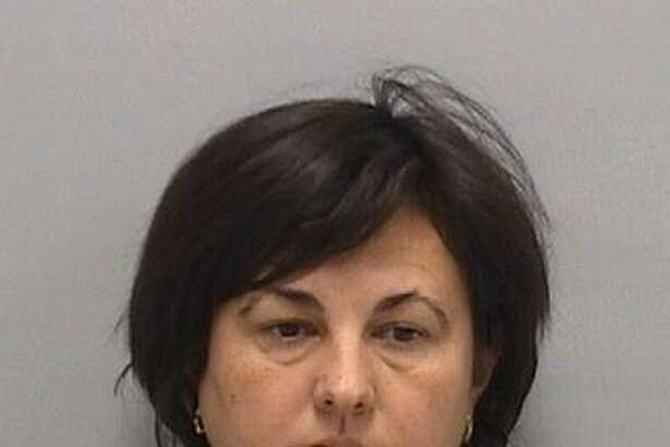 Orange police have arrested  Svitlana Stasyuk, 45 of Seymour, for allegedly shoplifting at Kohl's department store in town. Photo courtesy of the Orange Police Department.
