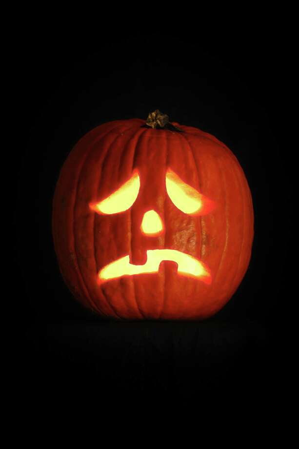 Avoid Halloween fire hazards this season. Photo: Russell Yip / The Chronicle / ONLINE_YES