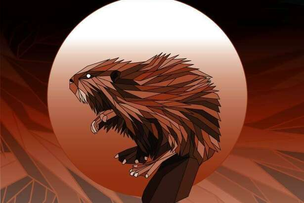 The Ansonia Nature and Recreation Center, 10 Deerfield Lane, will host a beaver moon hike at 6:30 p.m. Nov. 4. Image courtesy of the Ansonia Nature and Recreation Center.