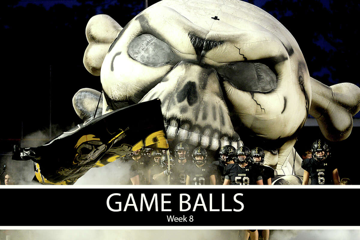 High School Football: Which players received Game Balls for Week 8?