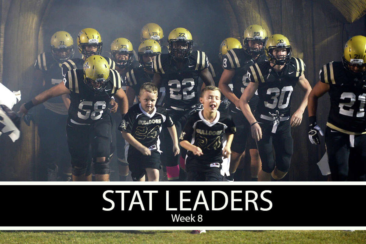 High School Football: Who were the passing, rushing and receiving leaders for Week 8?