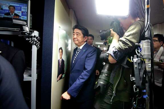 Japanese Prime Minister Shinzo Abe's gamble on an early election may have won him a chance to lead through 2021. The victory paves the way for a monetary policy that has boosted stocks to the highest level in 20 years.