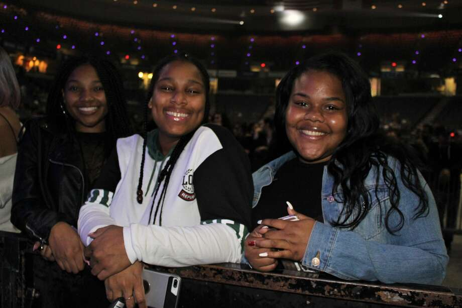 Were you seen at the Homecoming Concert at the Times Union Center in Albany on October 21, 2017? Photo: Rezart Bushati
