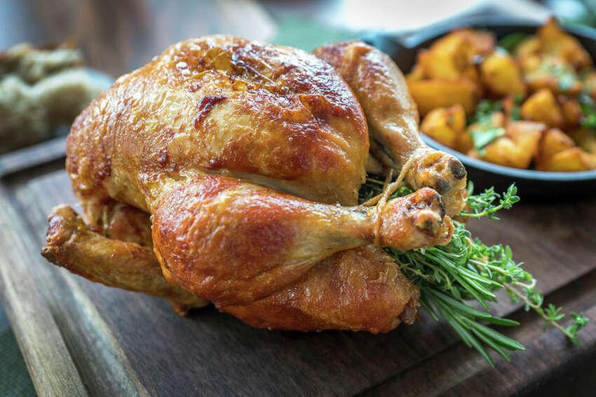 June 2: Rotisserie Chicken Day
