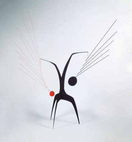 Un effet du japonais, 1941. Alexander Calder. © 2017 Calder Foundation, New York / Artists Rights Society (ARS), New York Photo: Calder Foundation