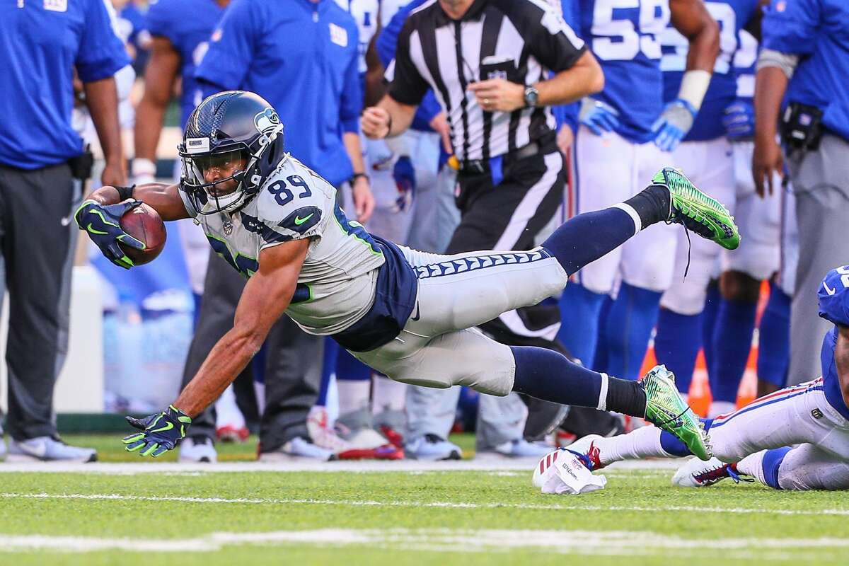 USA Today's Lorenzo Reyes Doug Baldwin's tempestuous day was emblematic of Seattle's offensive performance as a whole, according to Reyes.