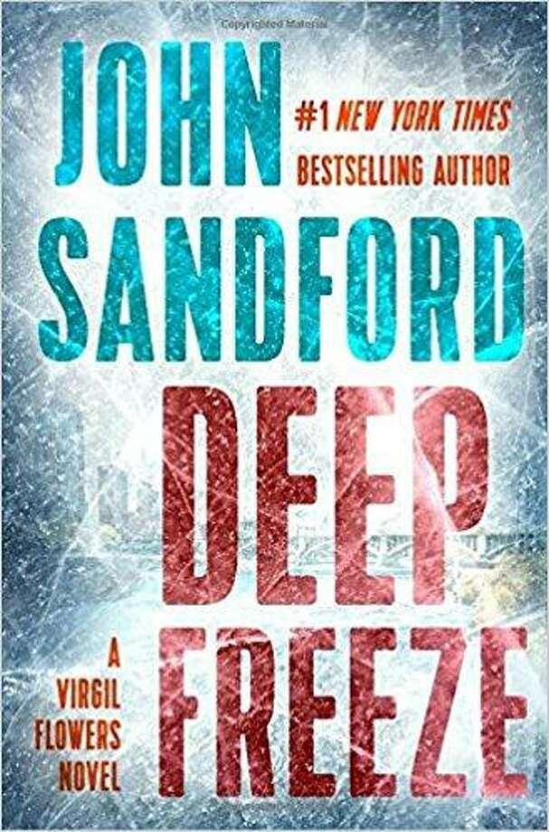 """Deep Freeze"" by John Sandford Photo: Courtesy Photo"