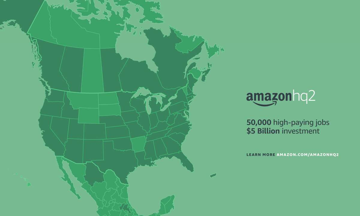 Amazon received more than 200 bids to host its second North American headquarters after it announced an request for proposals in September 2017.